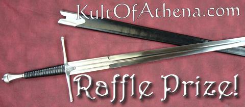 Sword Raffle!