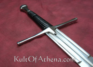 This sword could be yours! We'll be drawing for the winner on June 1, 2016!